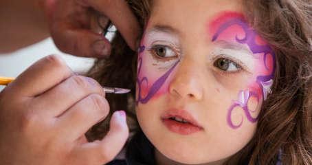 maquillage pour enfants tournai